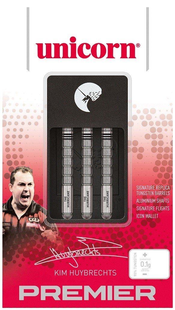Unicorn Kim Huybrechts 24G Maestro Premier Natural 90% Tungsten Darts