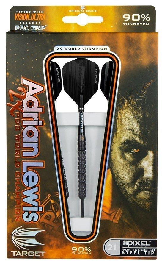 Target Adrian Lewis 21G Pixel 90% Tungsten Darts