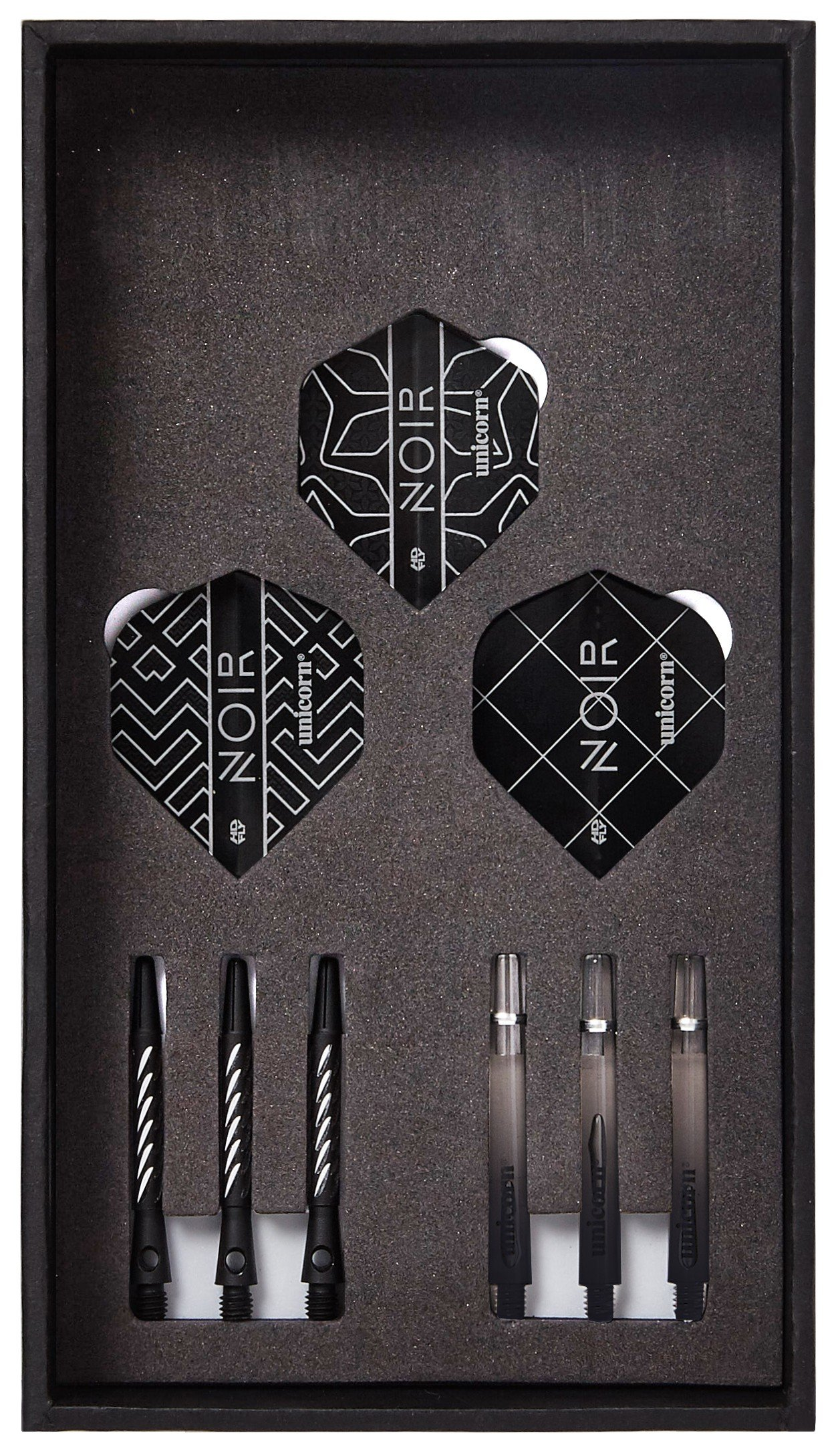 Unicorn Michael Smith 22G Noir 90% Tungsten Darts